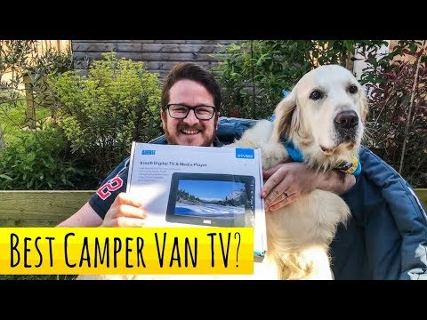 Could This Be The Best Camping TV?