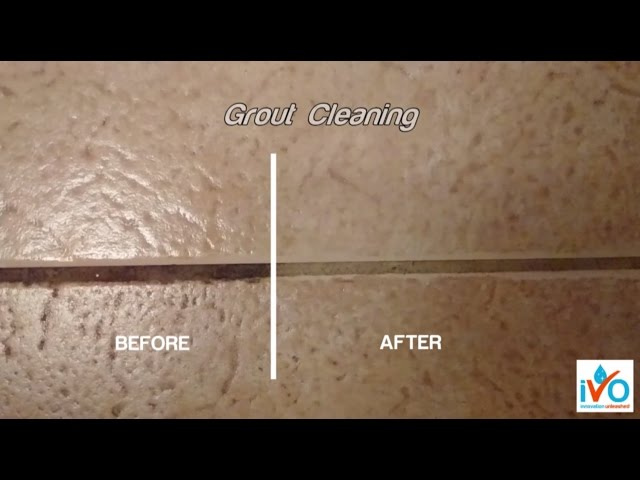 How To Clean Grout Ivo Group Innovation Unleashed - Easiest way to clean grout lines