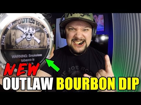 New OUTLAW Bourbon DIP REVIEW!