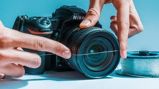 10 CAMERA HACKS IN LESS THAN 100 SECONDS