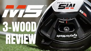 James Robinson Golf - M5 3 Wood review