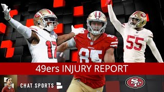 49ers News: George Kittle & Emmanuel Sanders Practice Thursday | 49ers vs. Packers Preview