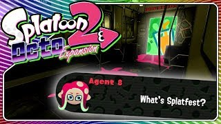 Splatoon 2 Octo Expansion & CHUNKLESS Splatfest