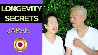 How to Live Longer - Health and Longevity Secrets of Japan
