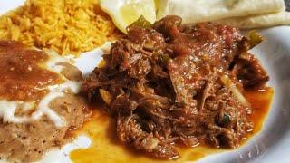 Machaca - Crock Pot Recipes - Slow Cooker Recipes
