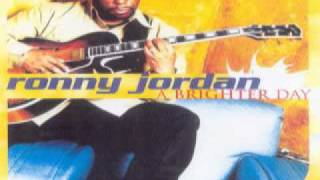Ronny Jordan - A Brighter Day video