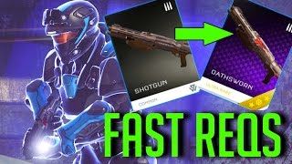 Halo 5 Warzone Tips - How To Get Faster REQs