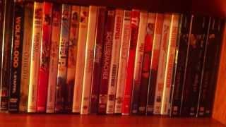 Mein DVD Regal Teil 1