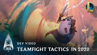 Teamfight Tactics in 2020 | Dev Video - League of Legends