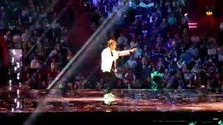 Donny - I`ve Been Waiting For This Night (Lithuania) at the Family Final of Eurovision 2016 (live)