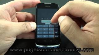 How to Unlock Consumer Cellular Huawei 8652