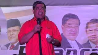 Perasmian Parti Amanah Negara Johor – Ucapan Pengerusi