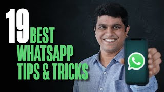 19 Best WhatsApp Tips and Tricks in 2020