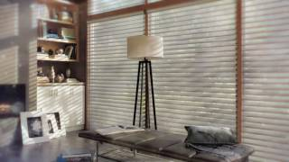 Long Island Window Treatments - Hunter Douglas