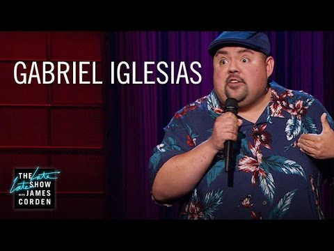Gabriel Iglesias Stand-Up