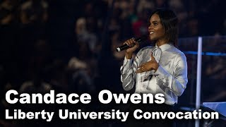 Candace Owens - Liberty University Convocation