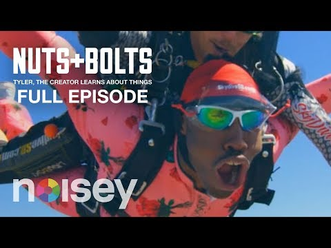 Tyler, the Creator Does Space | Nuts + Bolts Episode 4