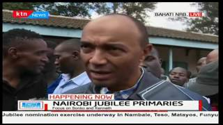 Is Aspirant Peter Kenneth banking on the old residents of Nairobi for his gubernatorial win?
