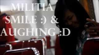 preview picture of video 'Agil Militia Smile & Launghing'