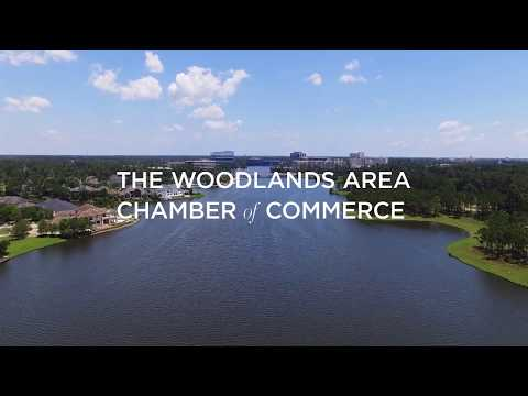 The Woodlands Area Chamber of Commerce Announces New Logo
