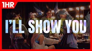 "♪ 【 ""K/DA - I'LL SHOW YOU (feat. TWICE)"" 1시간 | 리그 오브 레전드 MV 】 ♪"
