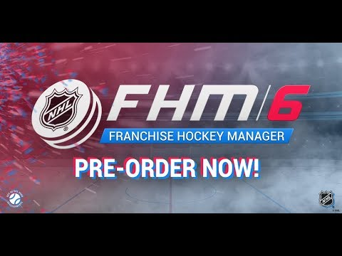 Franchise Hockey Manager 6 - Let's Talk About Some New Features! thumbnail