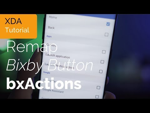 Remap Bixby Button with bxActions - xdadevelopers,Bestofclip net