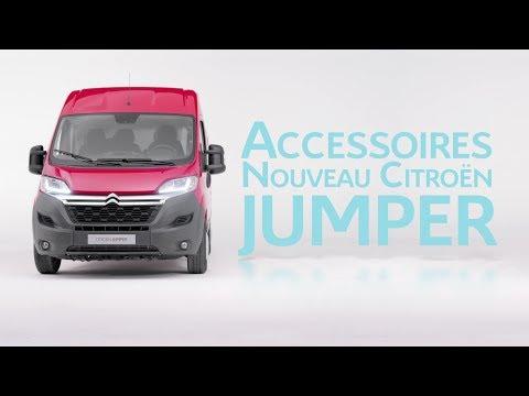 Citroen  Jumper Фургон класса M - рекламное видео 2