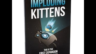 Imploding Kittens - Review