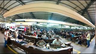 360° AJ FERNANDEZ FACTORY TOUR