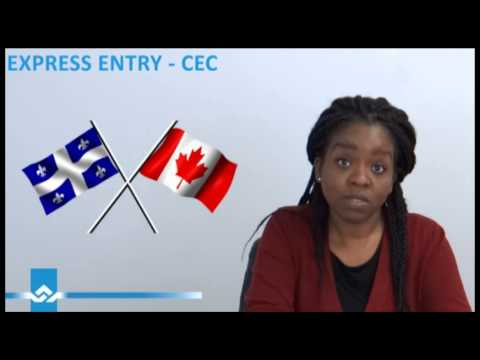 Express Entry for Canadian Experience Class CEC Video