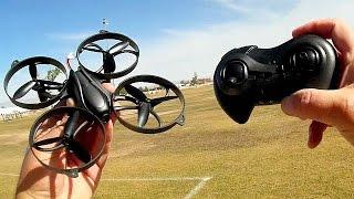 idrone i3s Micro Camera Drone Flight Test Review
