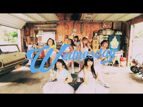 『Mr.Wednesday』  PV ( PASSPO☆ #PASSPO )