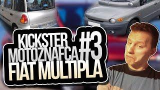 Fiat Multipla - Kickster MotoznaFca #3