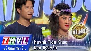 THVL | Cặp đôi hài hước - Tập 10 (Phần 3): Don Nguyễn - Huỳnh Tiến Khoa