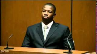 Conrad Murray Trial   Day 2, Part 17 Last