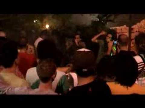 3. Ramallah Underground LIVE @ Sinatra's,Ramallah 9-8-07