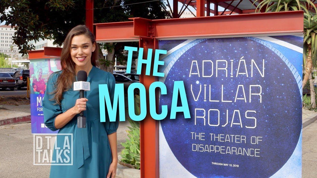 DTLA Talks: The MOCA Los Angeles with Adrian Villar Rojas