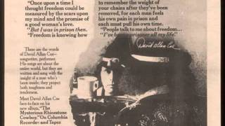 David Allan Coe - Sweet Vibrations
