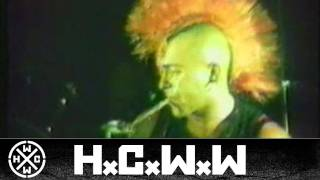 THE EXPLOITED - DOGS OF WAR - BRADFORD 1983 - HARDCORE WORLDWIDE (OFFICIAL VERSION HCWW)