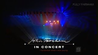 John Farnham - In Concert - I Remember When I Was Young