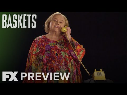 Baskets | Season 3: PSA Hotline Preview | FX