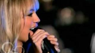 Just a girl (Fan video)-Hannah Montanna/Miley Cyrus