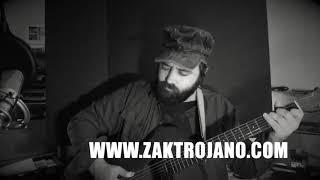 "Zak Trojano - ""Don't Fade On Me"" (Tom Petty)"