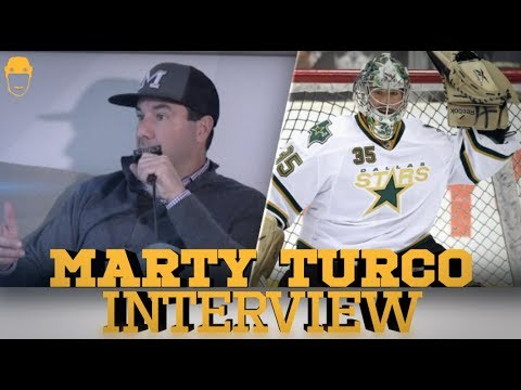 Spittin' Chiclets Interviews Marty Turco - Full Interview