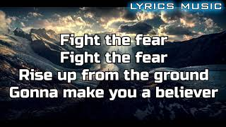 The Score - The Fear (Lyrics) - YouTube