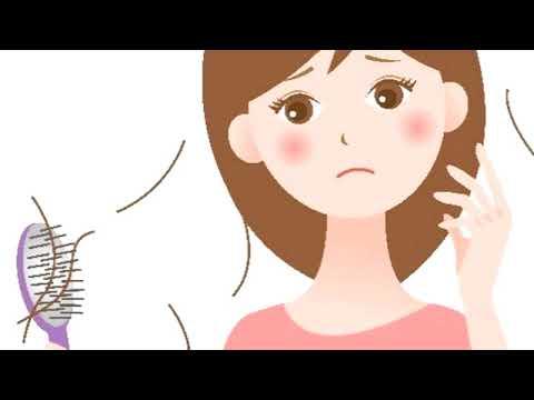 Maschera per capelli su olio di girasole