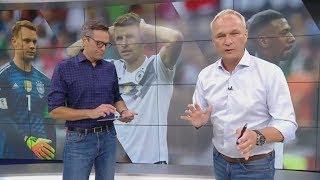KOPF HOCH: Wie die deutsche Mannschaft doch noch ins Tunier kommen könnte