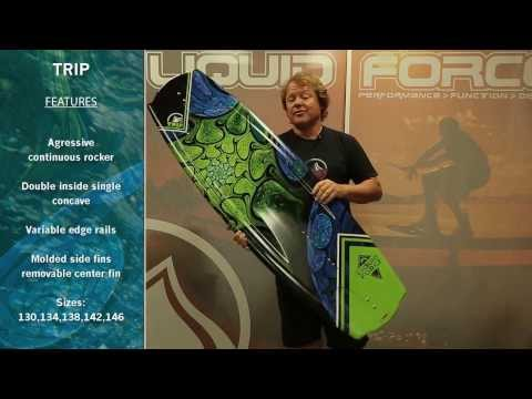 2014 Liquid Force Trip Wakeboard Review