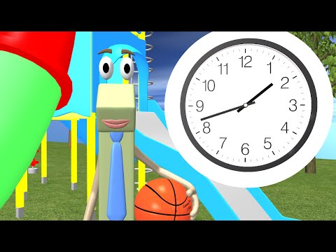 telling time to the half hour 1st grade